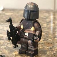LEGO Custom UV Printed Music Rapper Post Malone Minifigure Minifig