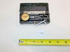Federal Testmaster Machinist Test Indicator 0001 Accessories Amp Storage Case