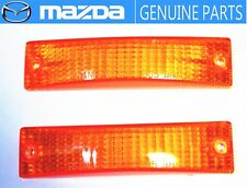 MAZDA Genuine RX-7 FC3S Front Fender Side  Corner Turn Signal Lens OEM  Light