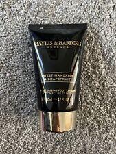 Baylis & Harding Sweet Mandarin & Grapefruit Moisturising Foot Lotion 140ml BN&S