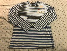 100% Auth. COMME des GARCONS Play Long Sleeve Sz XL Brand New