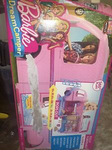 Barbie Dream Camper RV Pop Out Play Set (No Accessories)
