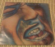 JOE COCKER SHEFFIELD STEEL VINYL LP 1982 ORIGINAL AUSTRALIAN PRESSING LIB 5011