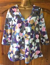Boden V Neck Floral Tops & Shirts for Women