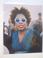 "Macey Gray Autographed 8"" X 10"" Photograph - Actress"
