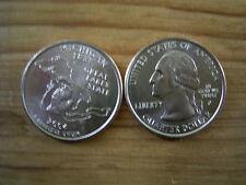 """2004p Stato USA Quarter """"Michigan"""" DOLLARO MONETA da collezione"""