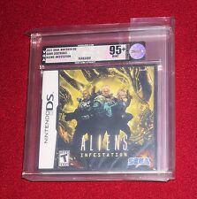 Aliens: Infestation, New Sealed! Nintendo DS VGA 95+