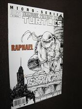 TEENAGE MUTANT NINJA TURTLES MICRO-SERIES # 1 RI A RAPHAEL VERY FINE