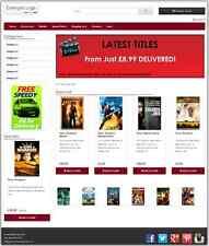 Shopping Cart eCommerce Website Site Design inc 12 months Hosting & Support