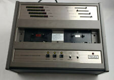 telex cd4 cassette duplicator UNTESTED SOLD AS IS