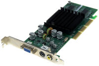 ASUS Nvidia Geforce Fx 5200 V9520magic/T AGP 128MB DDR