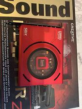Creative Sound Blaster Z PCI-E Soundkarte