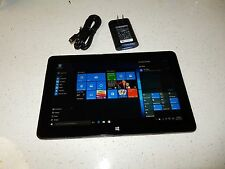 "Dell Venue 11 Pro 4th Gen i5-4300Y 1.6GHz 256GB 8GB RAM 10.8"" Wins10Pro Tablet#1"
