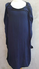 ° COTELAC °- Robe pull bleu Taille 1