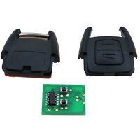 Autoschlüssel Gehäuse 433 Mhz Elektronik Fernbedienung NEU passend für Opel A328