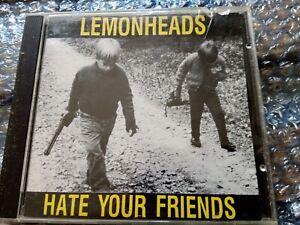 Lemonheads Hate Your Friends CD