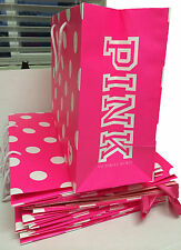 Victoria's Secret & PINK Shopping Bag lot of 30 - for dorm or home uses