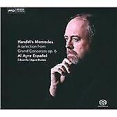 George Frederick Handel - Handel's Memories: 2 Disc SACD Grand Concertos op. 6