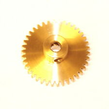 "Meccano Part 31b Spur Gear 38 Teeth 1/8"" Face"