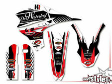 Yamaha supermoto racing DECOR Kit yz yzf wrf 125 250 450 autocollant sticker décalque