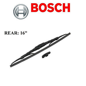 1PCS REAR BOSCH D-Connect Wiper Blade For CHEVROLET/ DODGE/ FORD/MERCEDES-BENZ