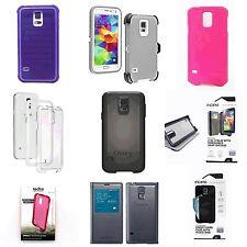 Nuevo caso de venta por menor original Samsung Galaxy S5 BodyGlove CaseMate Incipio OtterBox