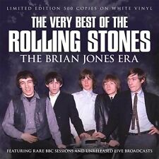Rolling Stones The Brian Jones Years - NEW SEALED Import LP on WHITE vinyl!