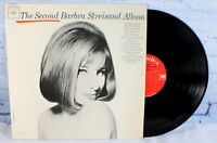 Barbara Streisand - The Second Album - Columbia CL-2054 Vinyl Record - Mono 1963