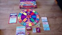 Logo Billionaire Board Game - Complete - Family Entertainment - VGC