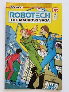 Robotech: The Macross Saga (1984-1989), Issue #29
