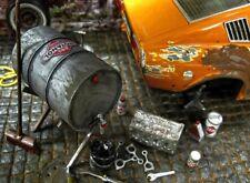 Teile und Zubehöre für Automodelle Kunststoff im Maßstab 1:18