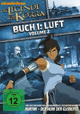 DVD * DIE LEGENDE VON KORRA - BUCH 1 : LUFT - VOLUME 2 # NEU OVP +