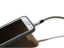 KnuKonceptz 3.5mm (1/8) to Stereo RCA Audio AUX Cable 6' 2M iPhone 6 Samsung S5