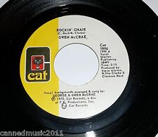 Gwen McCrae: Rockin' Chair / It Keeps On Raining   [New and unplayed]