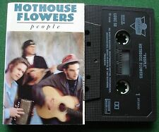 Hothouse Flowers People inc Ballad of Katie + Cassette Tape - TESTED