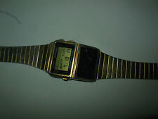 Casio Watch Data Bank 676  DBC-610 Japan T Vinatage Casio Watch FREE SHIP