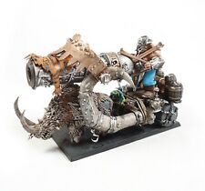 Warhammer Fantasy Age of Sigmar Army Ogre Kingdoms Ironblaster  Painted
