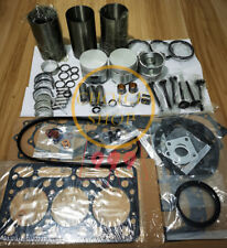 For Kubota D1462 Engine KX155 Excavator Bobcat 328C 325C Overhaul Rebuild Kit