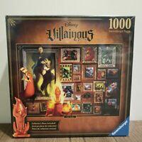 "NEW Ravensburger Villainous ""Scar"" SEALED 1000 Pieces Collectible Puzzle Disney"