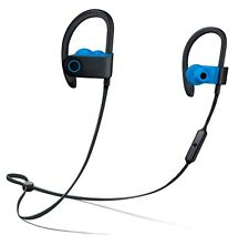 Bluetooth Headphones Sports Wireless Earbuds with Mic Beats Style Headset Blue