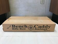 Ultra Rare Vintage The Lil' Bench Caddy Rifle Rack by Benchmark