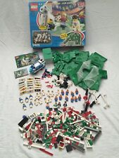 Lot of LEGO SOCCER - Near COMPLETE 3425 3406 3401 w MANUAL BOX MINIFIGS EXTRAS!!