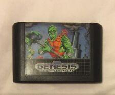Toxic Crusaders ( Toxic Avenger ) Sega Genesis ( FAST & FREE SHIPPING ) VGC