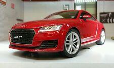G LGB 1:24 Echelle 2014 Audi TT TFSI détaillé Welly Voiture Miniature 24057
