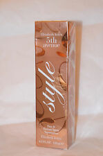 NIB Elizabeth Arden 5th Avenue STYLE eau de parfum spray 4.2 oz  oz