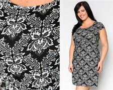 Polyester Checked Midi Shirt Dresses for Women