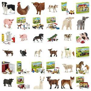Schleich Farm Animals & Accessories Schleich Cow Schleich Sheep Schleich Chicken