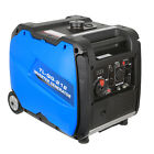 BILT HARD 4000 Watt Portable Quiet Inverter Generator Gas RV Trip,Electric Start