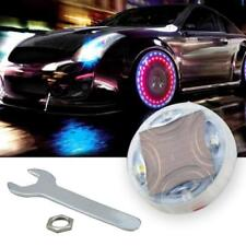 Solar Auto Wheel Decoration 1 PC Tyre Cover Light Lamp Car Styling Gadget LED
