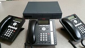 Complete Business Phone System, including installation, GST & NBN – Avaya 1400